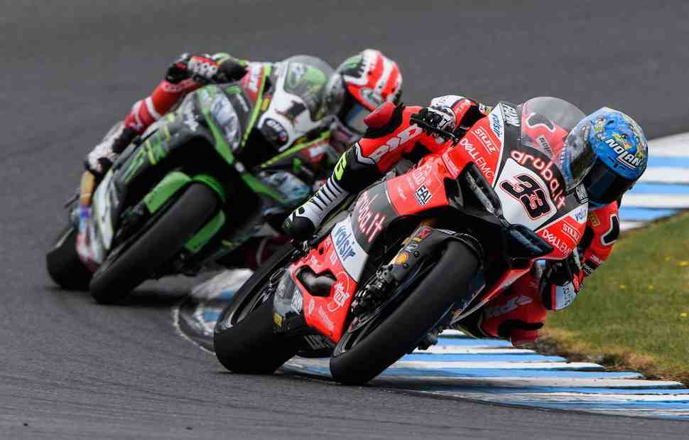 WSBK: ����� �� Kawasaki �������� �� �������� Ducati V4 ������� ��������? ���������� � �����