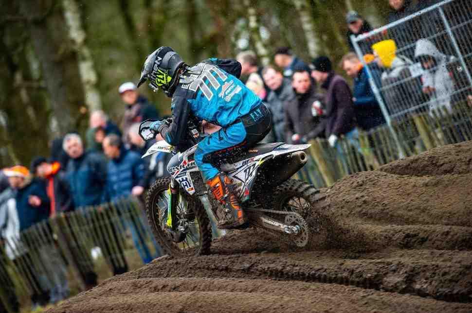 Мотокросс: 1-й этап чемпионата Великобритании в Little Silver состоится