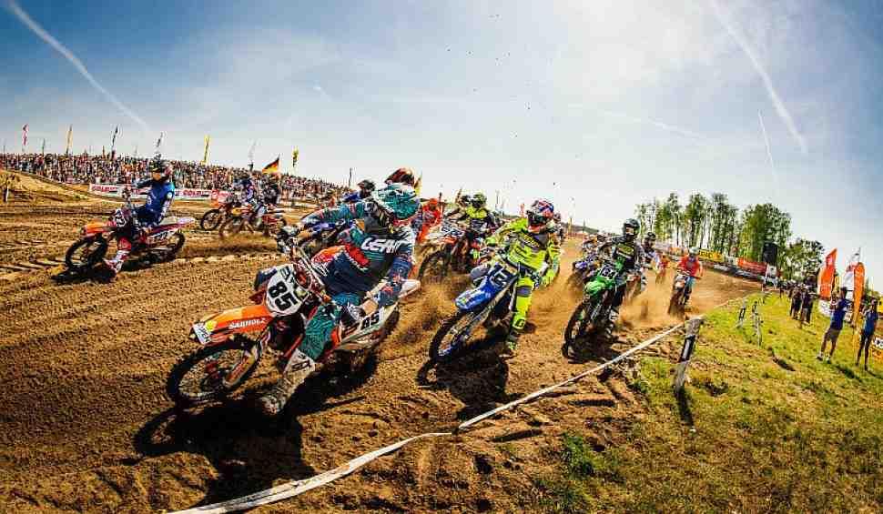 Мотокросс: старт чемпионатов ADAC MX Masters и Dutch Masters откладывается