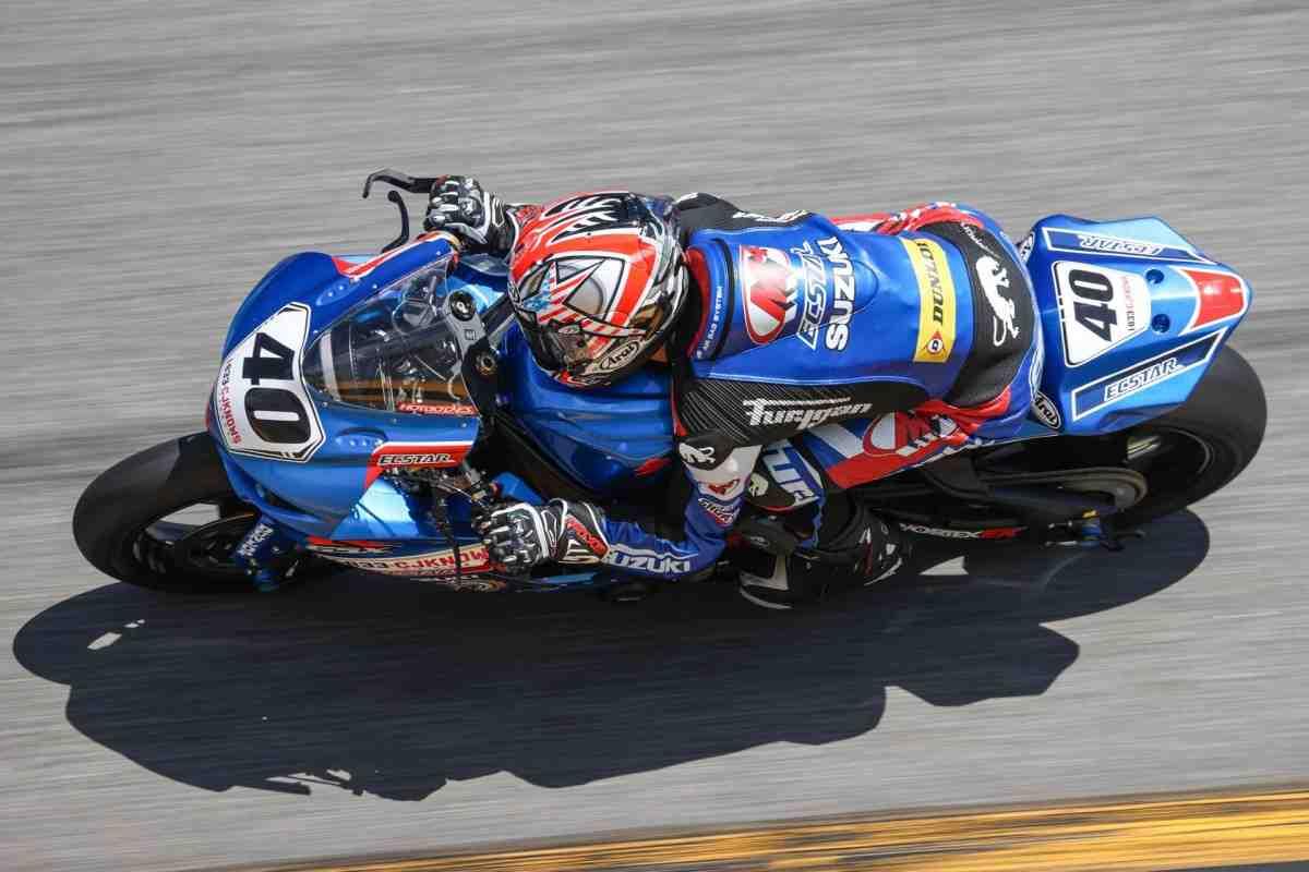 ������������ 79-� ����� Daytona 200 ������� ����������� MotoGP Red Bull Rookeis Cup