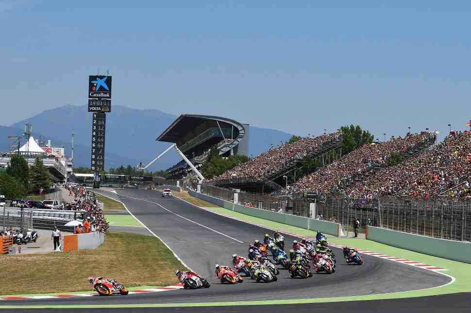 MotoGP: Новый асфальт, старая конфигурация и... чего ждать от Гран-При Каталонии?
