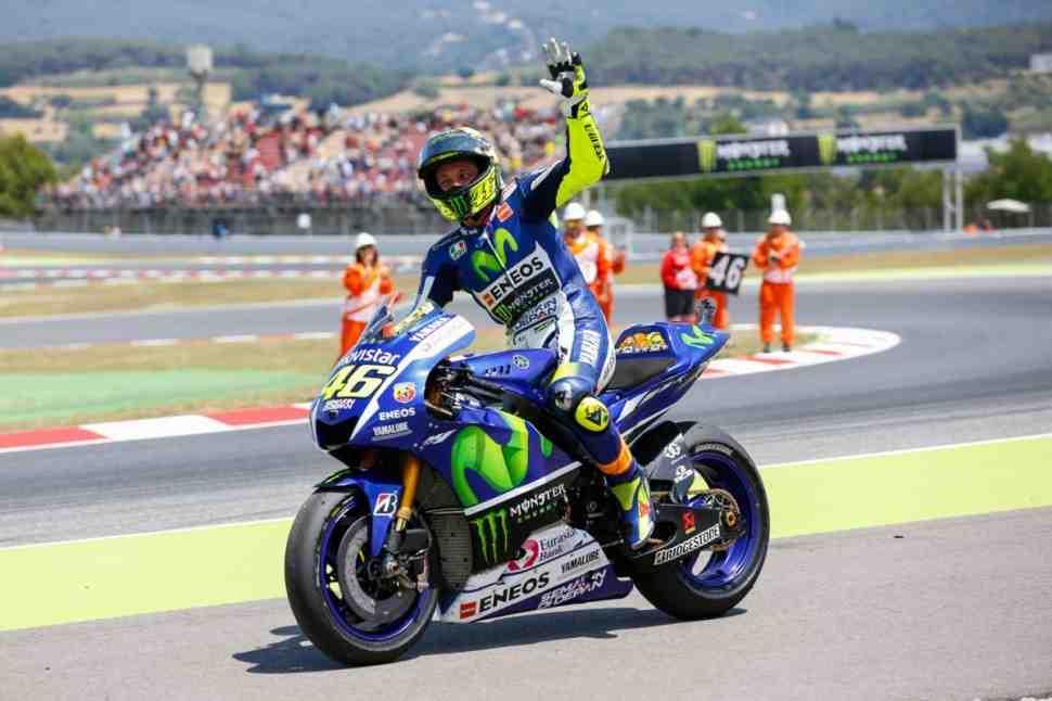 Валентино Росси снова думает о титуле в MotoGP: Лоренцо с Honda? Мы переживем!