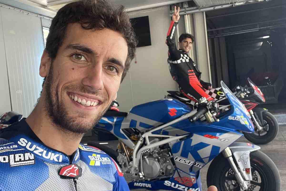 MotoGP: Алекс Ринс вернулся на гоночный трек в преддверии Гран-При Германии - чудеса медицины?