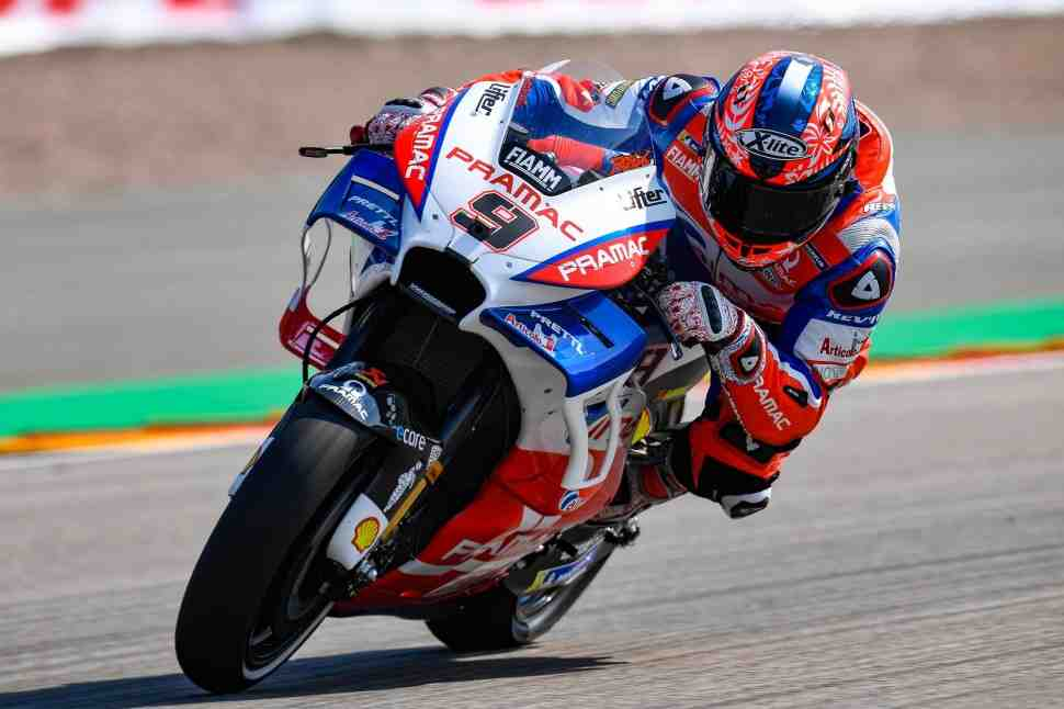 MotoGP: Петруччи надеется на подиум в Sachsenring
