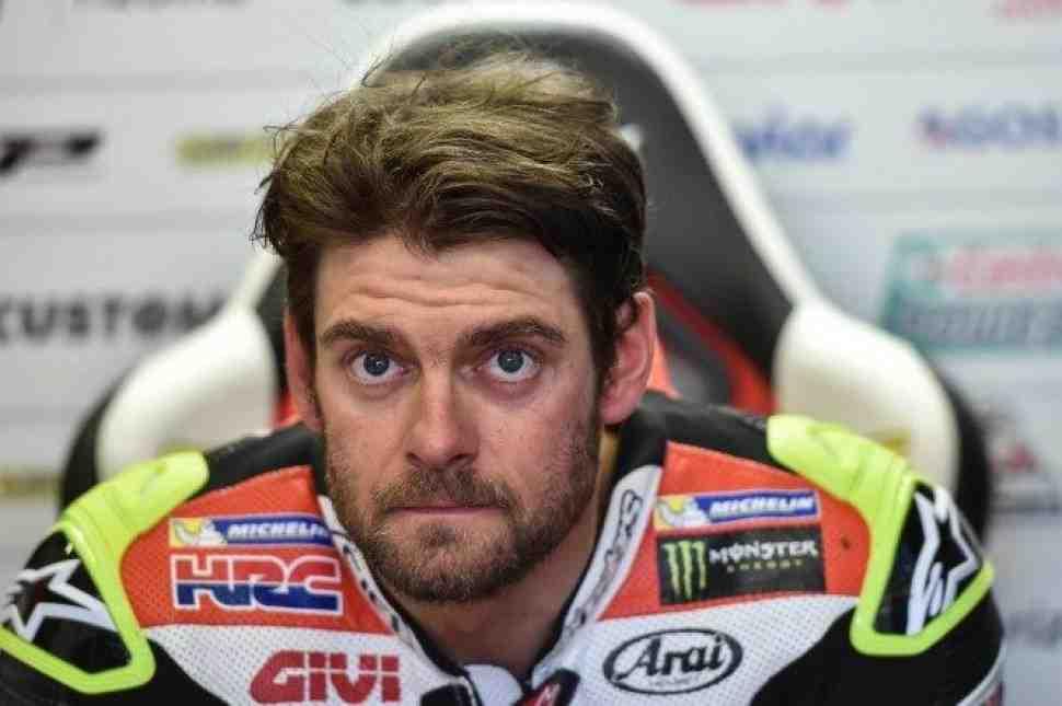 Кратчлоу: история с LCR Honda MotoGP еще не закончена!