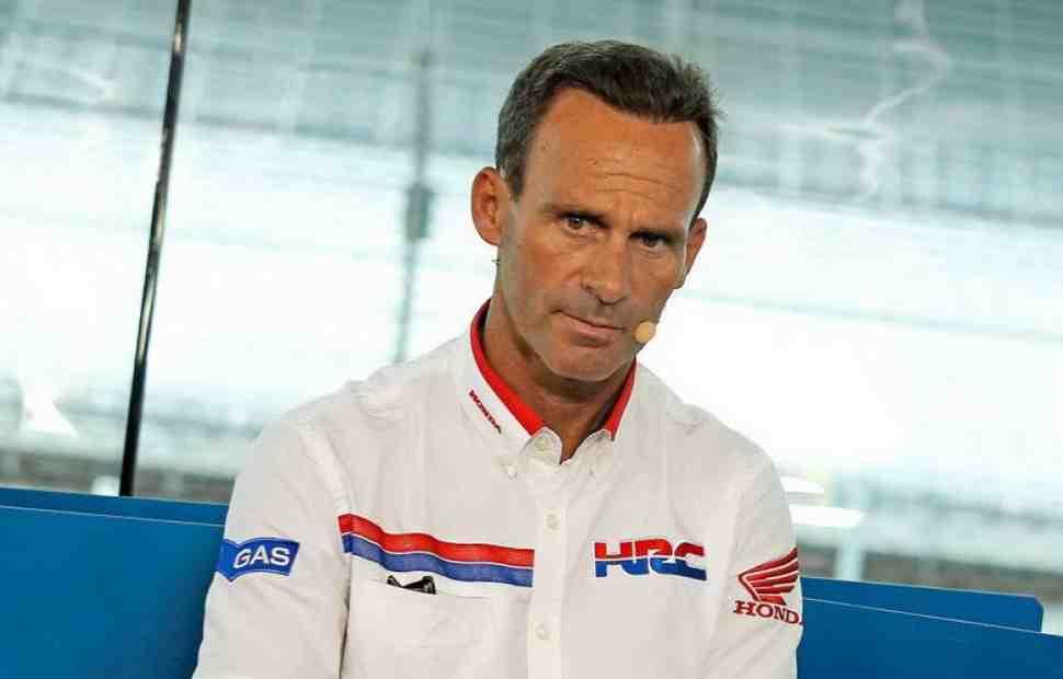 Honda оставила приоткрытой дверь в заводскую команду WorldSBK для Кратчлоу