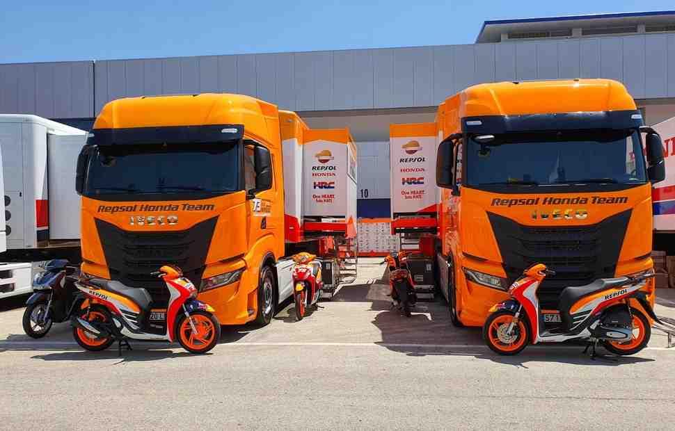 MotoGP 2020 - обратный отсчет: Неделя SpanishGP стартовала на Circuito de Jerez