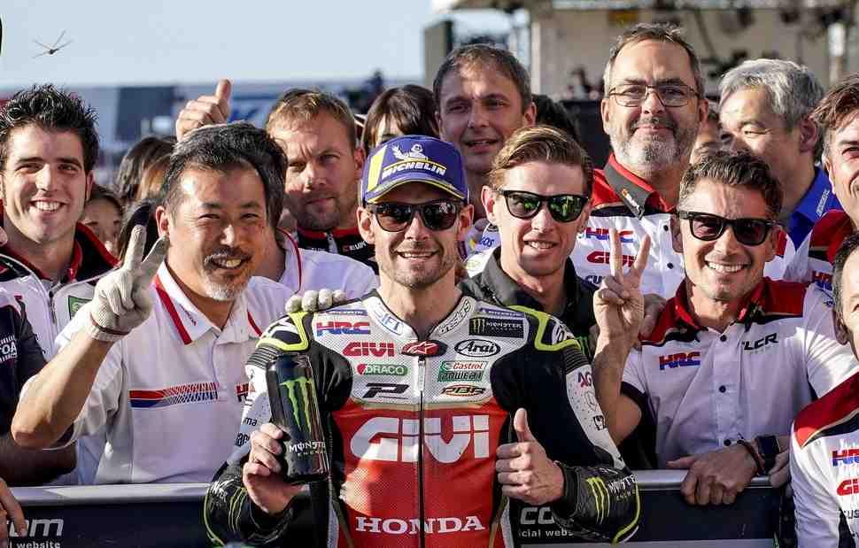 MotoGP: Алекс Маркес переходит в LCR Honda на место Кратчлоу