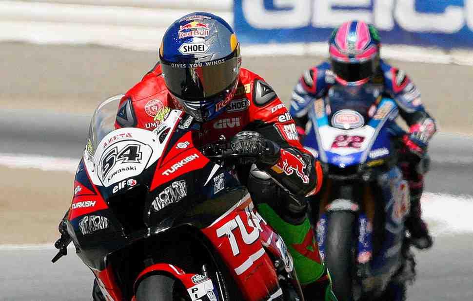 ��� Red Bull Ring: ����� ���� ������� ����� � PATA Yamaha WorldSBK