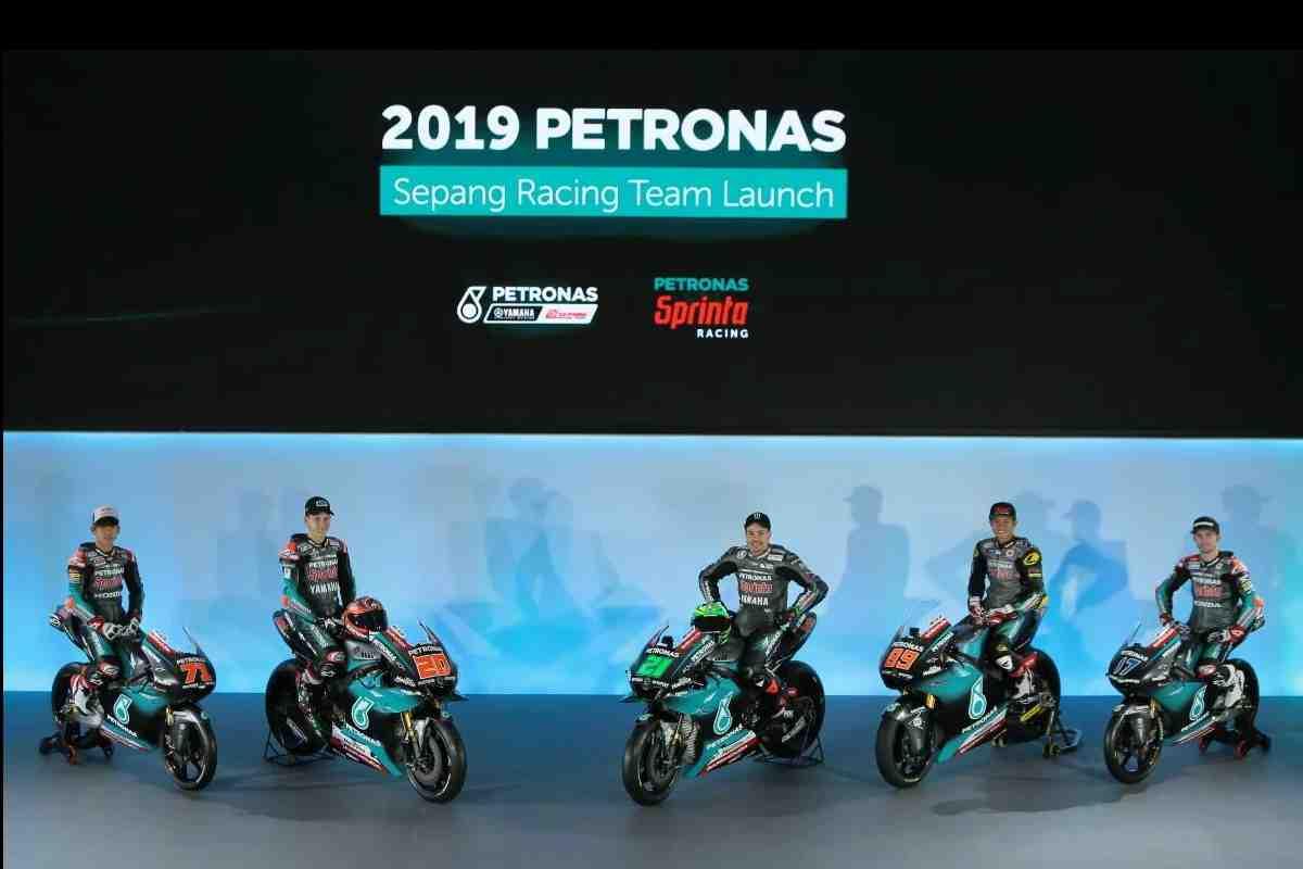 Petronas урезает программу в MotoGP в 2022 году