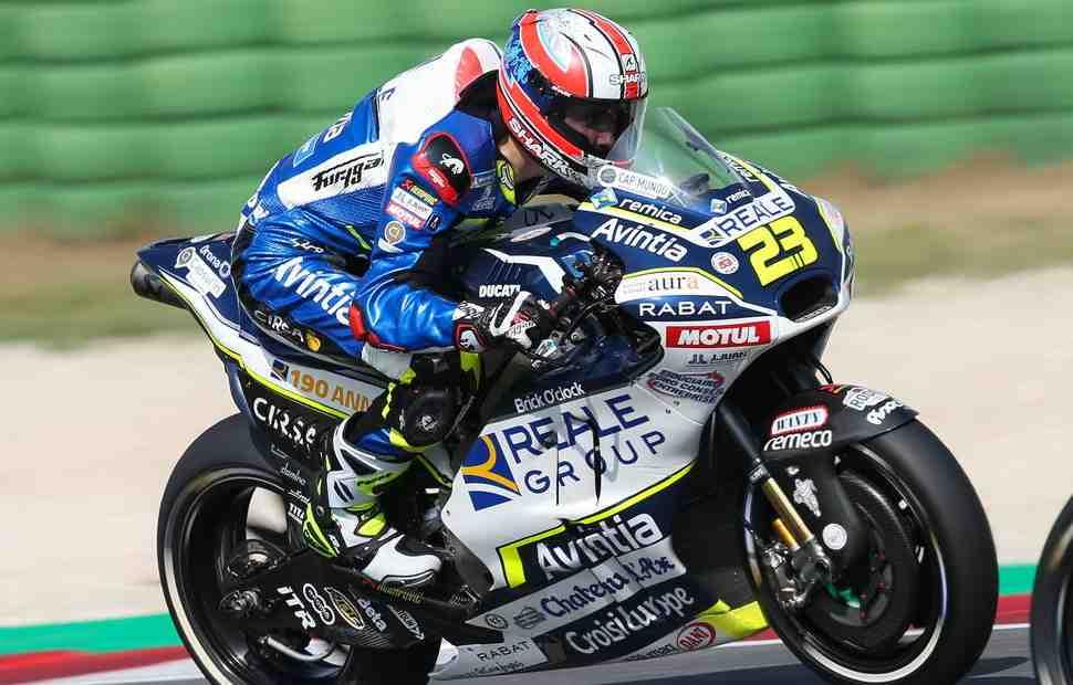 Первый раз - не последний: Кристоф Понссон вернется в MotoGP?