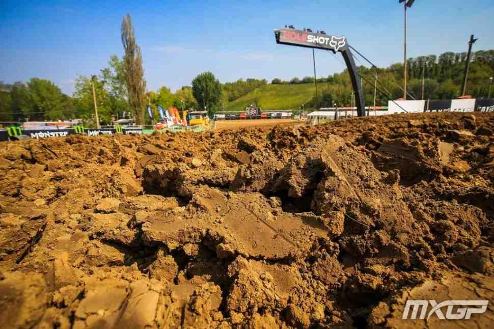 Мотокросс: результаты всех заездов и Гран-При Эмилия-Романья (Италия)
