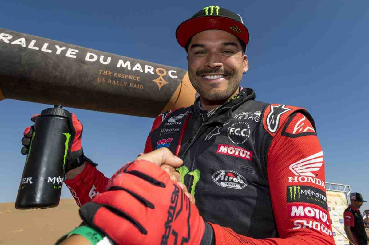 Rallye du Maroc 2021: Пабло Кинтанилья взял первую победу с заводской командой Honda