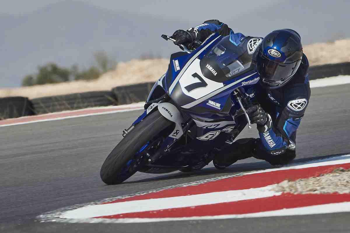Yamaha ����������� ��������� Yamaha R7 Cup � ��������� ������ � ������ World Superbike