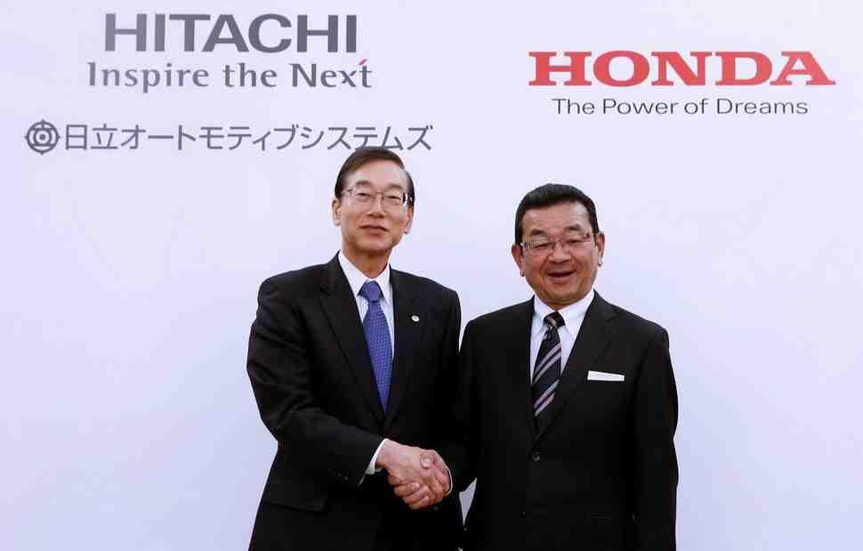 ����� �������������� ���������: Honda � Hitachi ������� ���������� ���������������� ����������