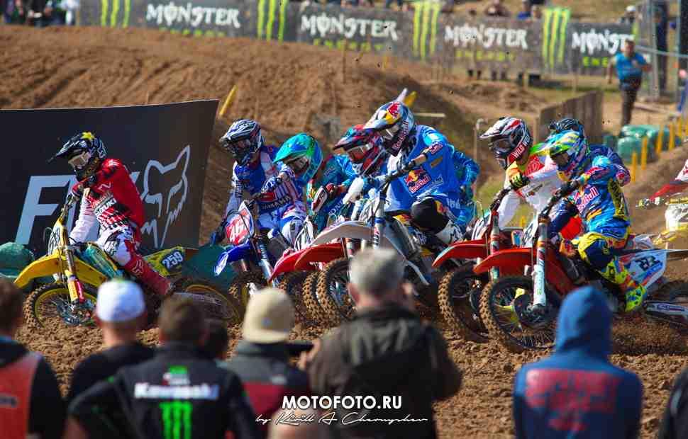 MXGP: Гран-При Финляндии по мотокроссу 2020 на KymiRing - все подробности