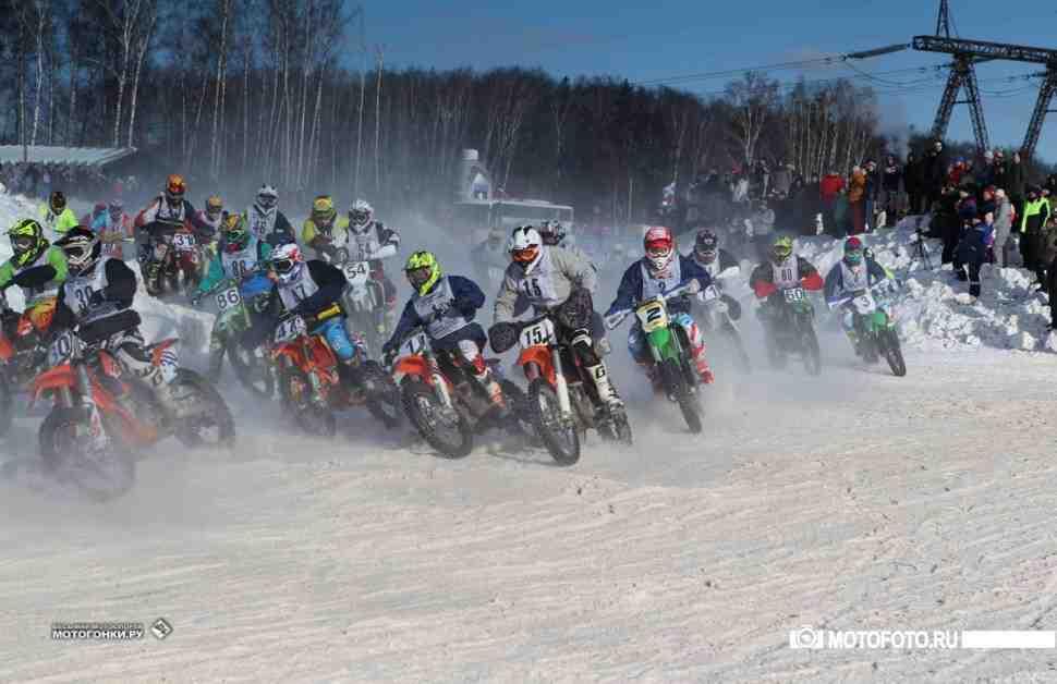 Чкаловский мотокросс 2019 состоится 3 февраля  - регламент соревнования