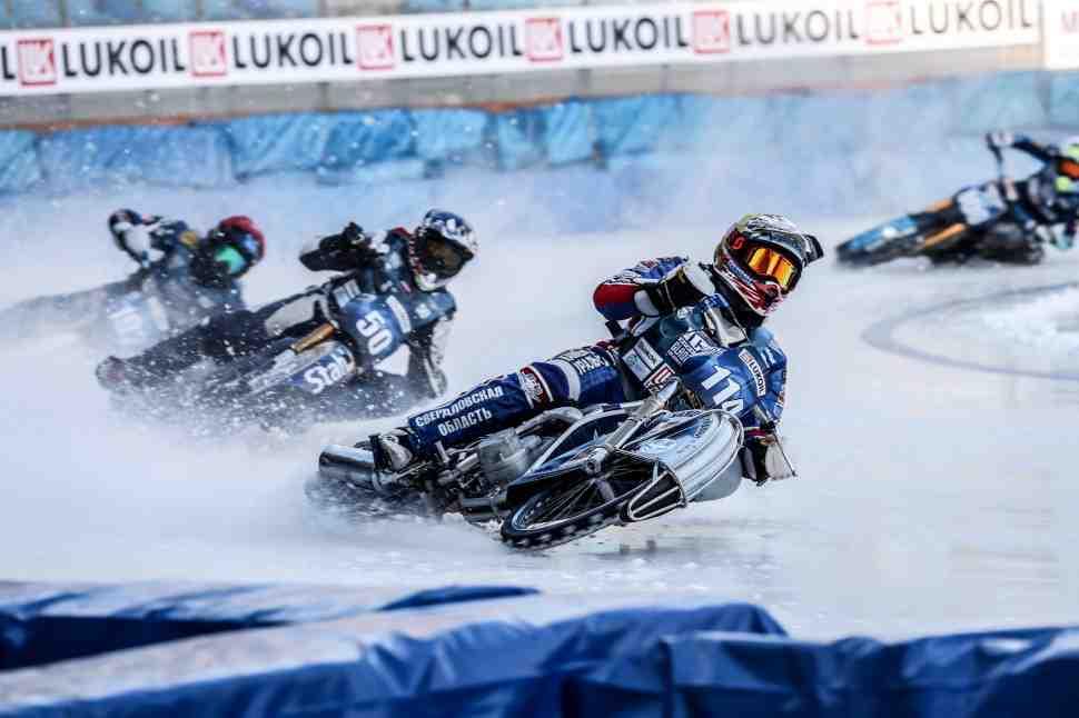 Ice Speedway Gladiators: Участники 4 финала чемпионата мира по мотогонкам на льду, Инцелль