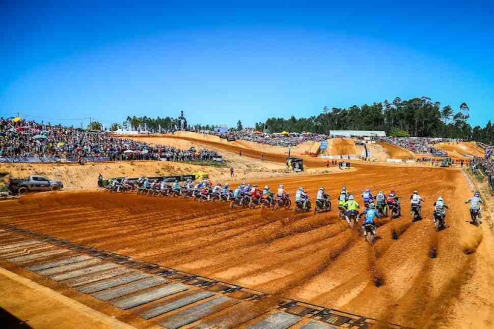 Мотокросс MXGP/MX2: расписание и онлайн хронометраж Гран-При Португалии в Agueda