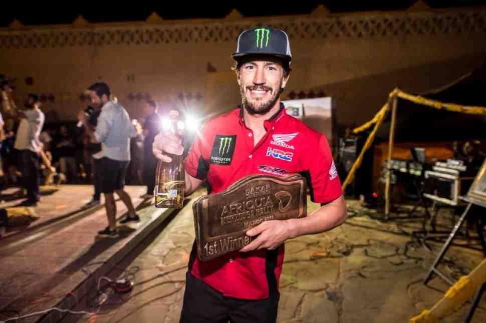 Рестарт: Хуан Барреда выиграл Ралли Мерцуги - новый план на Дакар-2019