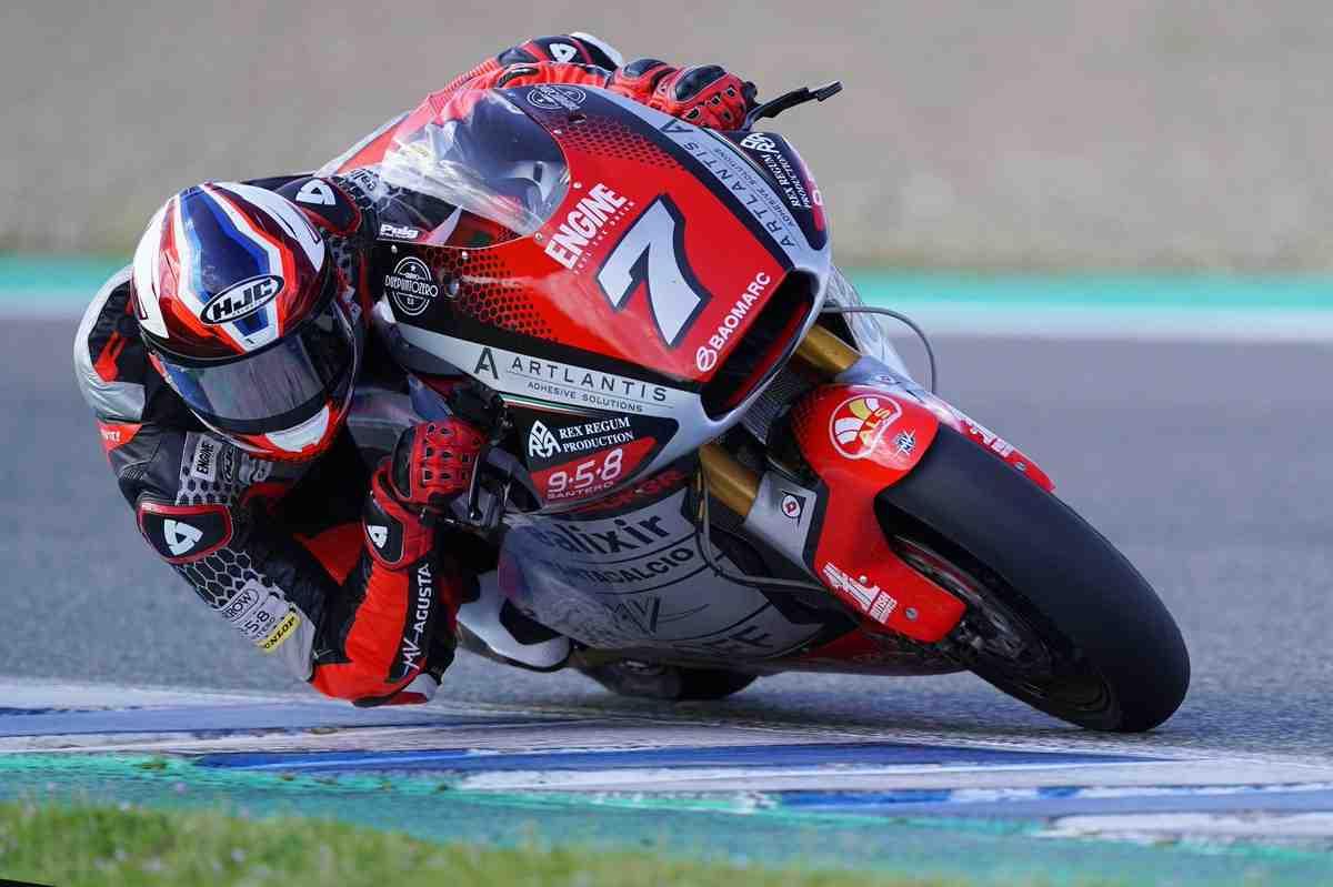 Moto2: Лоренцо Балдассари оштрафовали за старт не со своей позиции на Гран-При Испании
