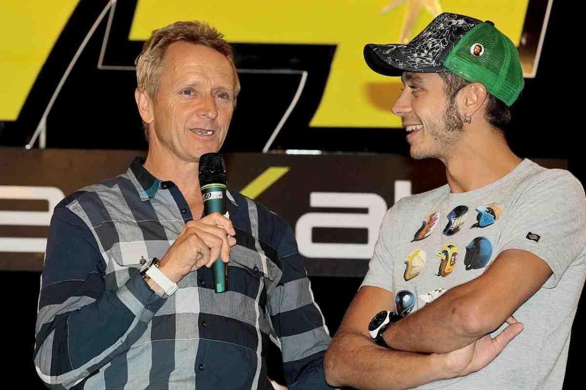MotoGP: Ключевые тезисы перед FrenchGP - Росси обещал не разочаровать Кевина Шванца