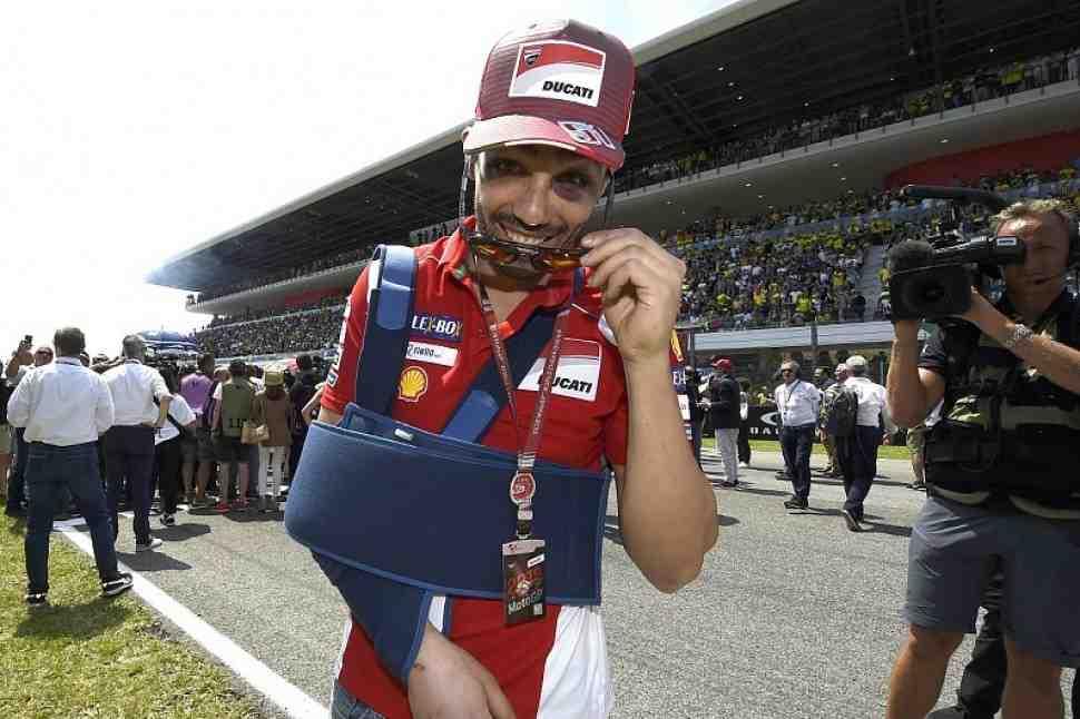 Тест-пилотов MotoGP обязали носить аирбэг. Какие еще обновления в правила внесли в Муджелло?