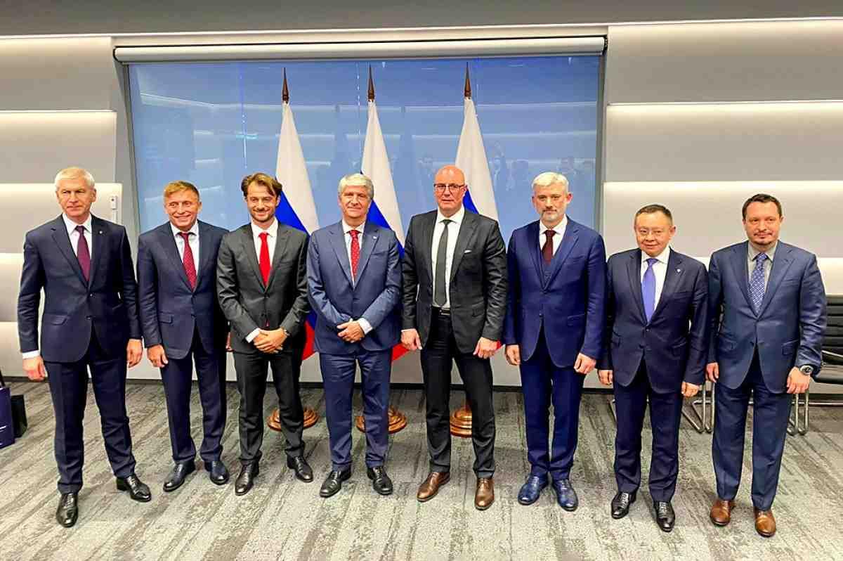 МФР надеется на поддержку Правительства РФ в плане организации мировых серий по мотоспорту