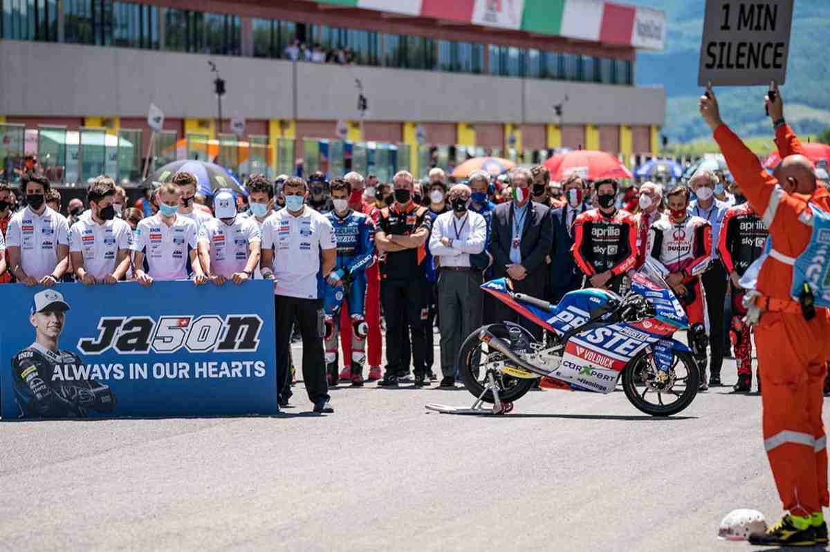 Стартовый номер Джейсона Дюпаскье изымут из номерного фонда MotoGP