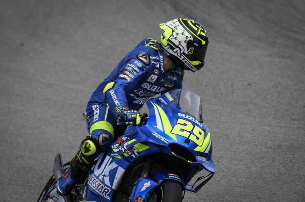 MotoGP: Янноне возглавил TOP-10 на пути к квалификации Гран-При Германии