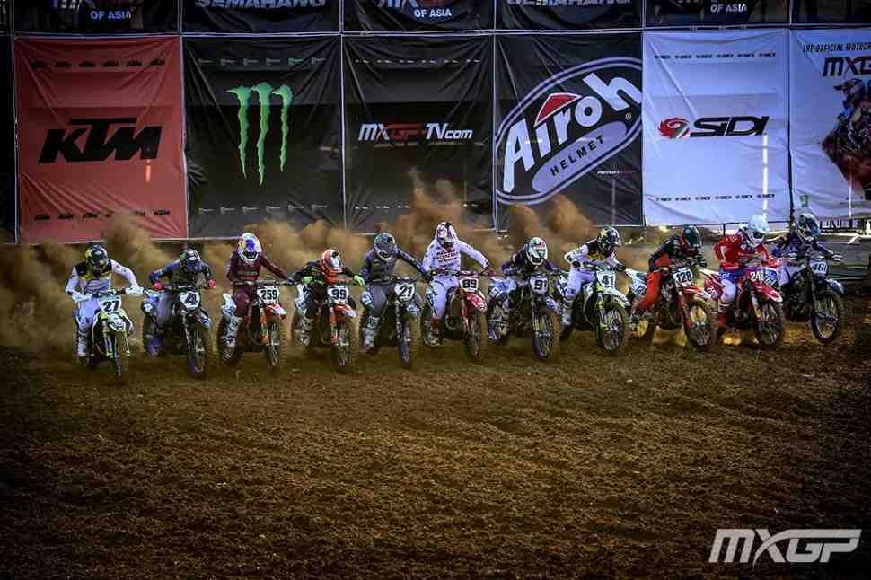Мотокросс MXGP: результаты Гран-При Азии (Индонезии)