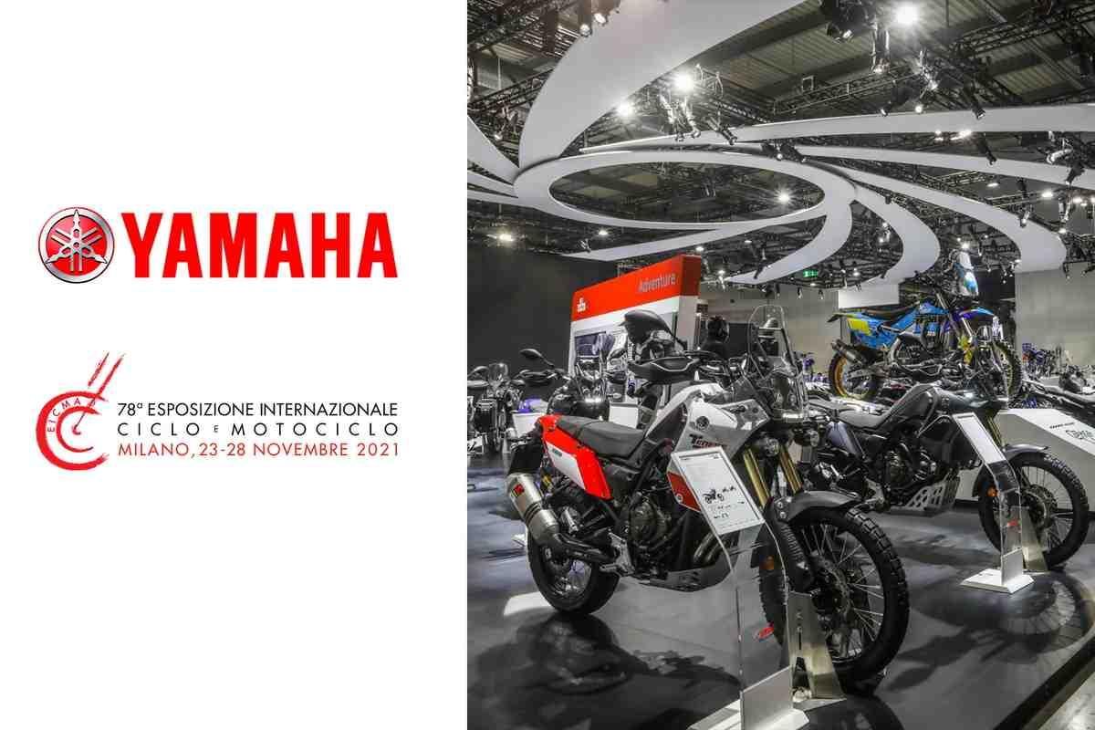 Yamaha Motor Europe ����������� ���� ������� � ��������� ���������� EICMA 2021