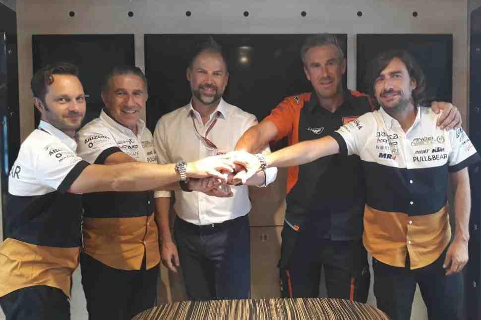 Angel Nieto Team вернется из MotoGP в Moto2 и Moto3 в новом альянсе с KTM