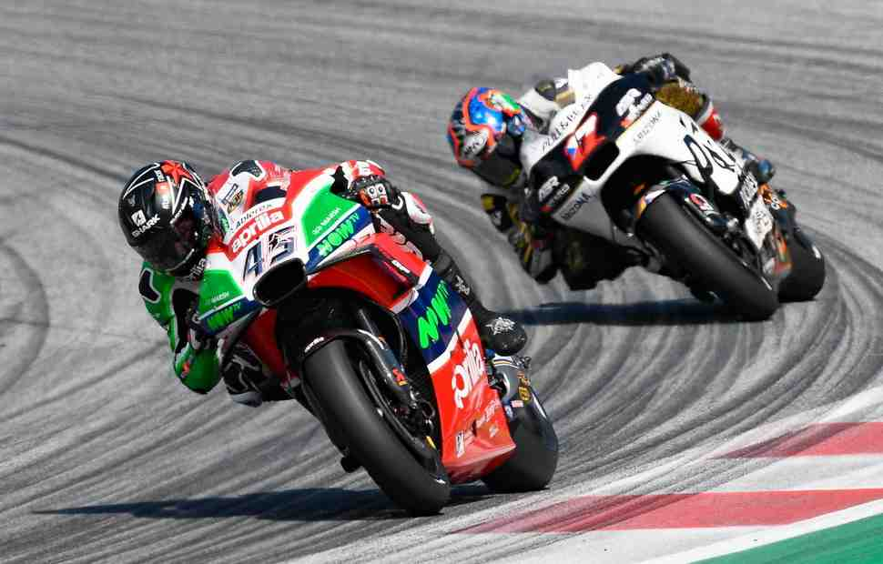 MotoGP: Скотт Реддинг выступил по полной программе после Гран-При Австрии