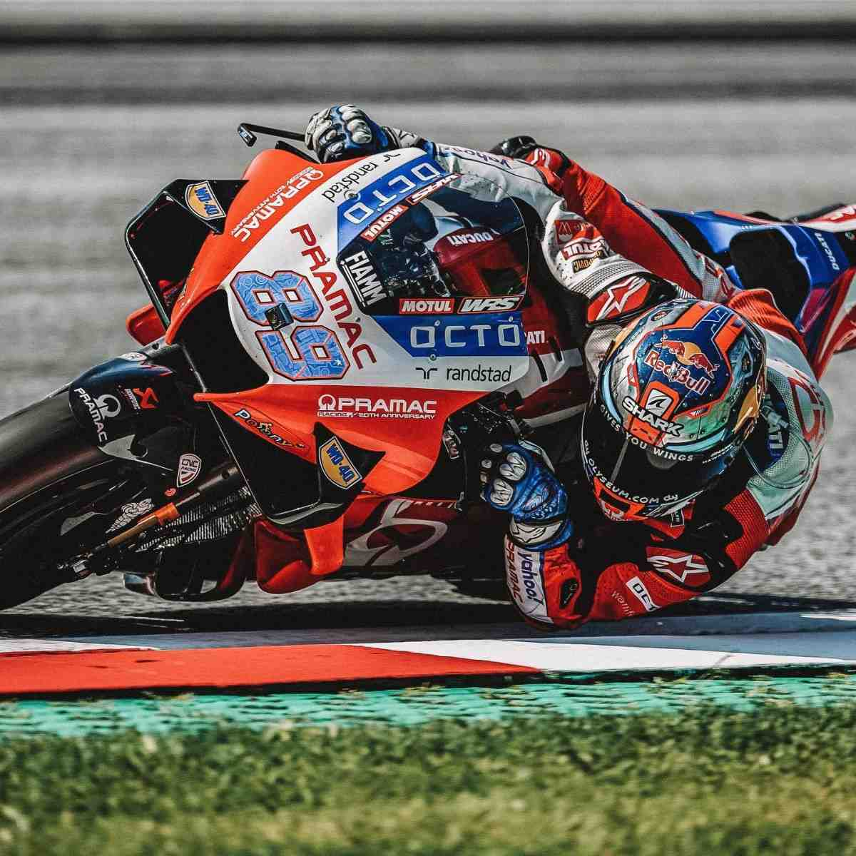 MotoGP: результаты квалификации Гран-При Австрии