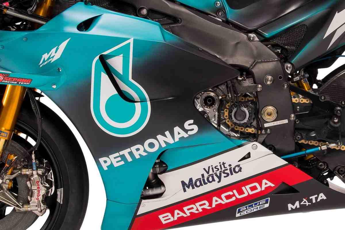 Petronas покидает MotoGP