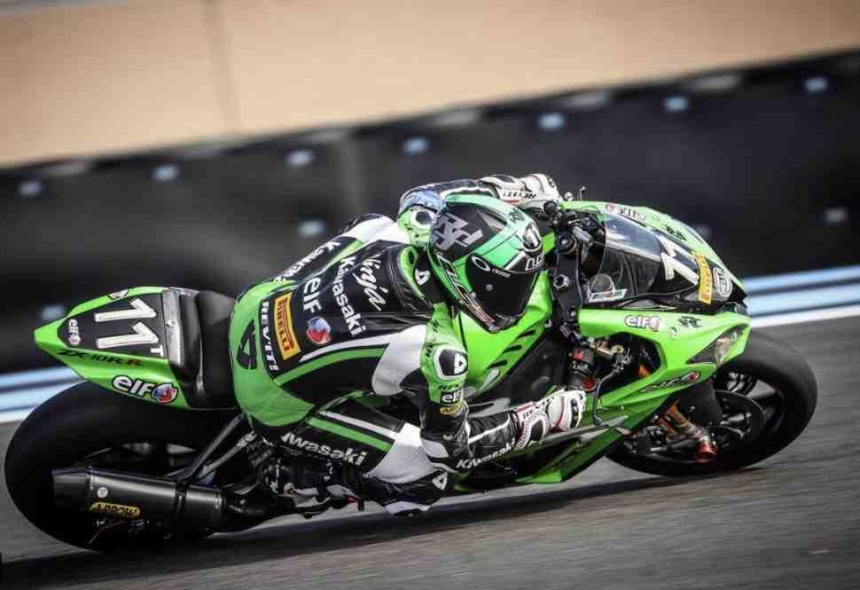 EWC: SRC Kawasaki взяла Superpole на квалификации 24-часового Bol d′Or 2018