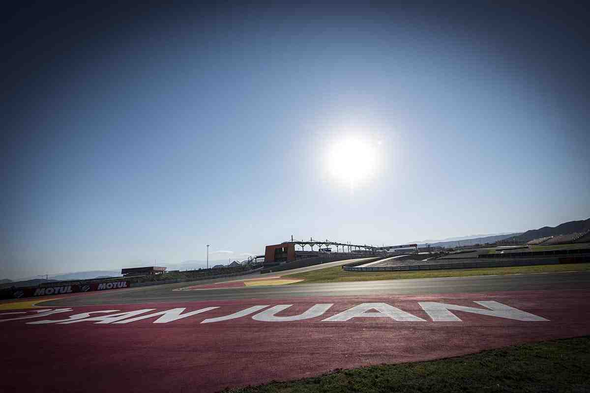 ARGWorldSBK: World Superbike ������ �� San Juan Villicum Circuit, ������� ������� �������� ����