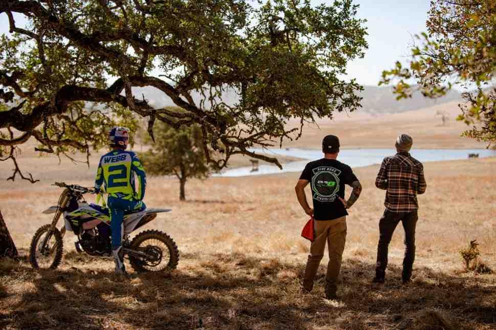 AMA Endurocross: команда Sherco FactoryONE Racing делает ставку на сотрудничество с КENDA
