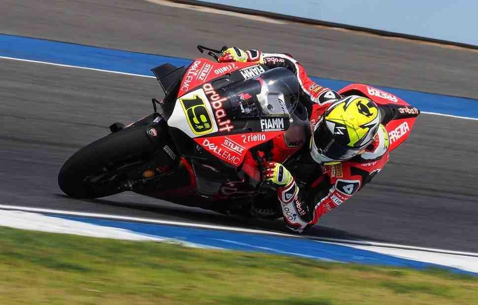 WSBK ThaiWorldSBK: �������� �������� ����� �� 10 ��/� ������� Kawasaki �� ��������� � ��������