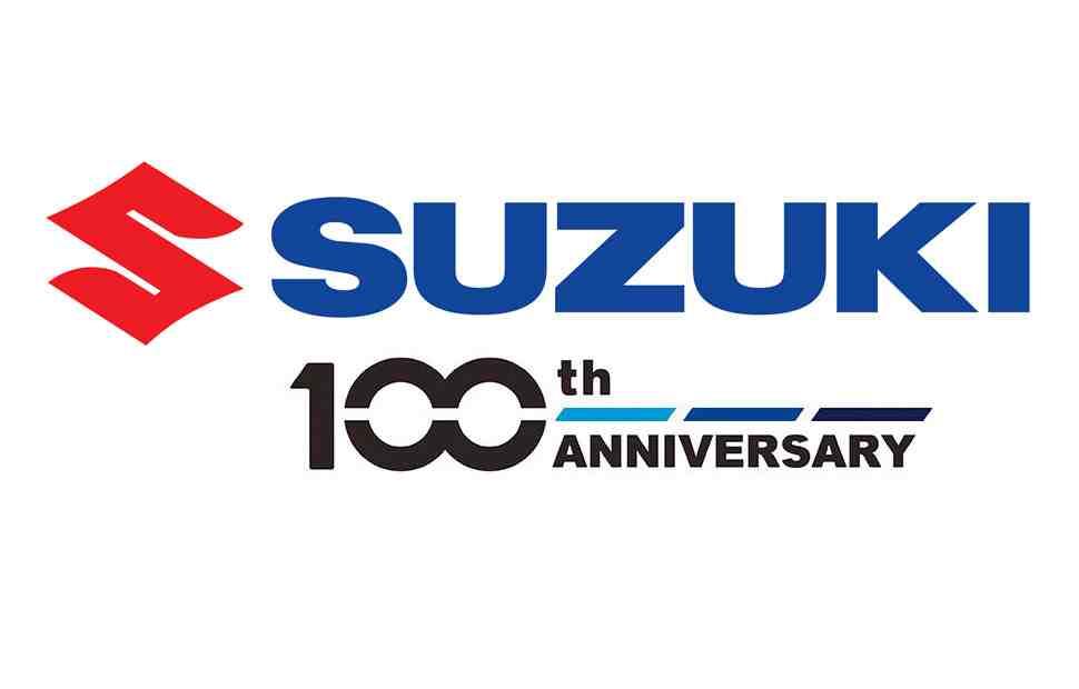 Suzuki Motor празднует 100-летний юбилей