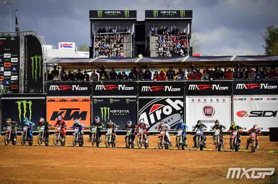 Мотокросс: результаты Гран-При Португалии MXGP/MX2  - Agueda