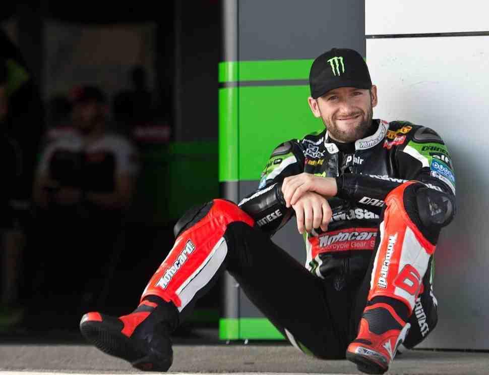 WSBK: Том Сайкс готовится к побегу из Kawasaki Racing Team?