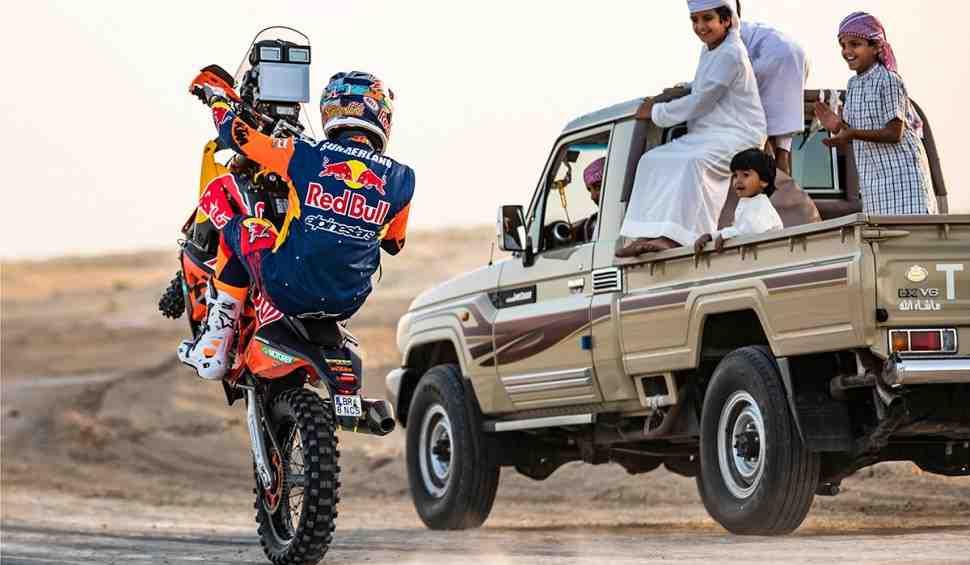 Дакар-2020 - большие изменения: Саудиты готовы спонсировать развитие ралли-марафона во всем
