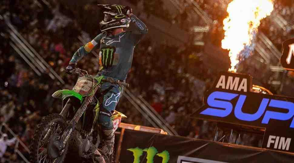 AMA Supercross возвращается: новый формат и календарь гонок 2020 года