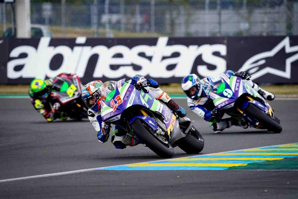 Изменение расписания Гран-При Франции по MotoGP