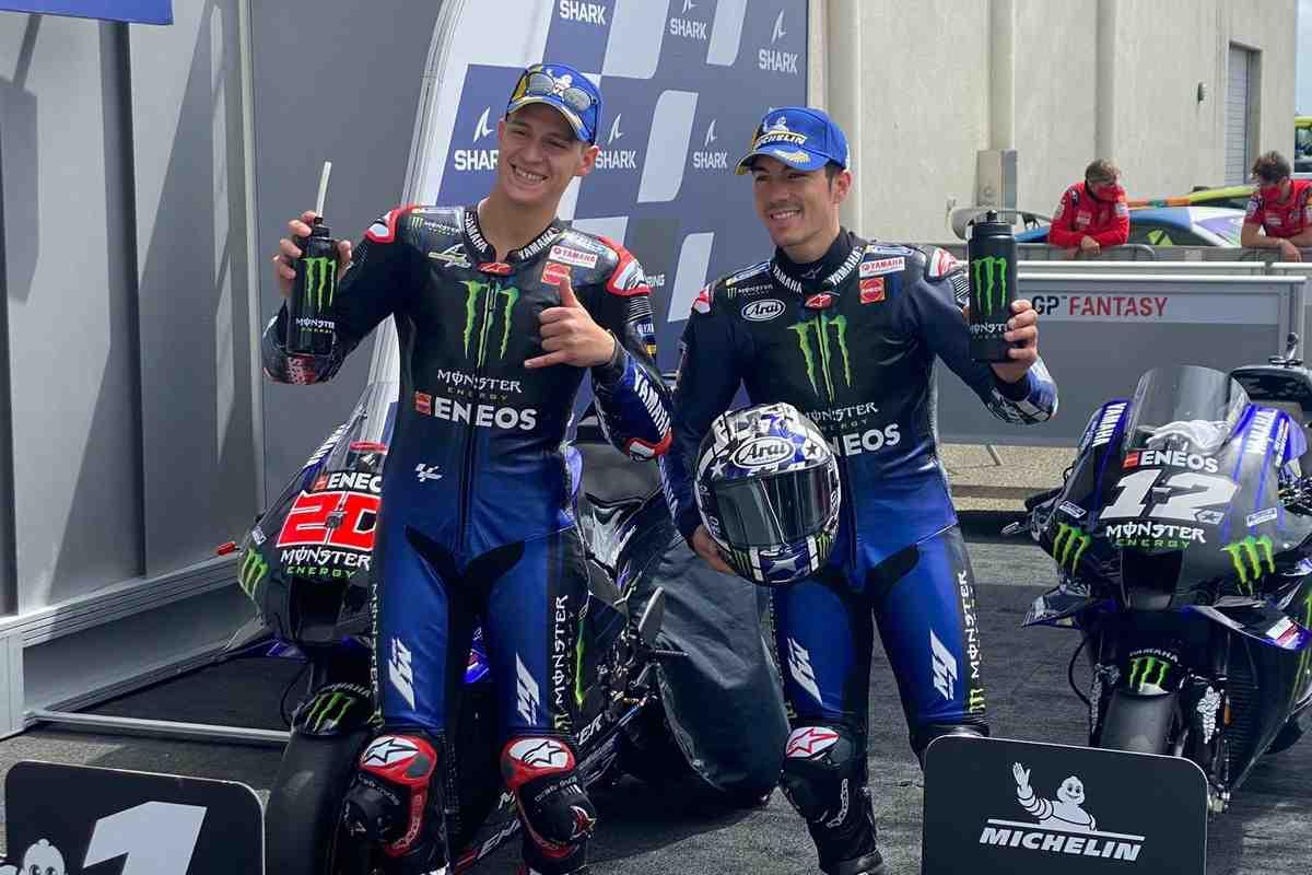 MotoGP: Honda оккупирует главную линию!.. Нет, это Yamaha! - мгновенная смена итогов Q2 FrenchGP