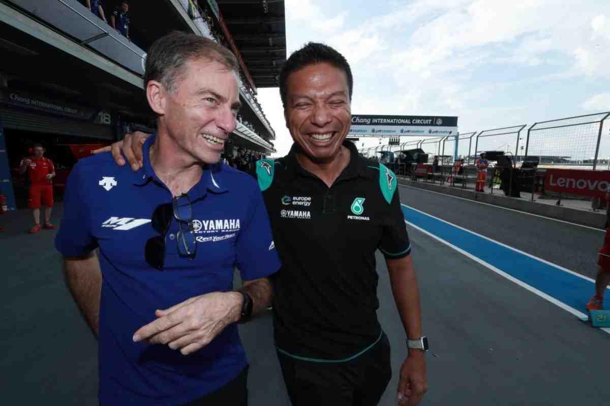 MotoGP: Внезапное - Валентино Росси может забрать у Petronas SRT статус саттелита Yamaha и мотоциклы