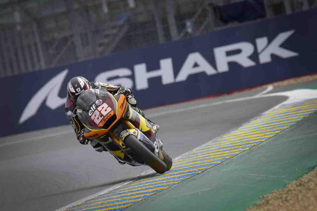 Сэм Лоус возглавляет Гран-При Франции в классе Moto2 по итогам свободных практик