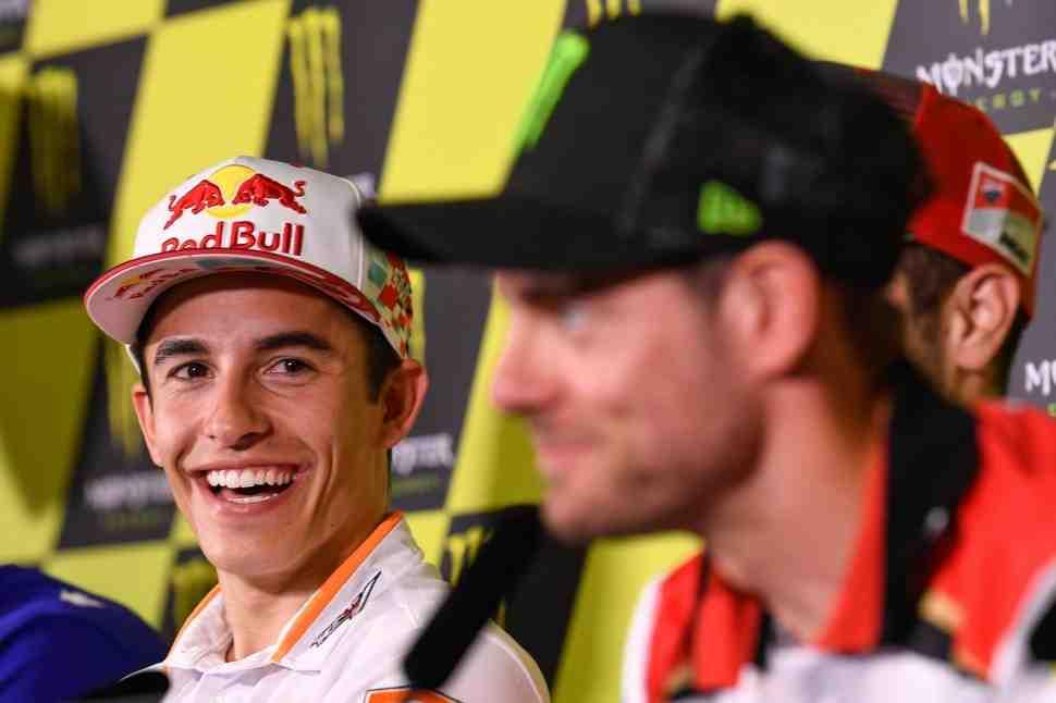 MotoGP: Марк Маркес объяснил, зачем ему такой напарник, как Хорхе Лоренцо